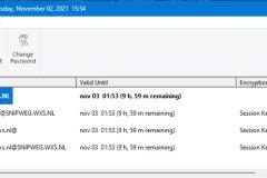 Kerberos support (2)