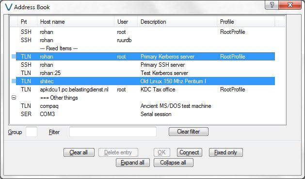 IVT Secure Access Light Portable screenshot