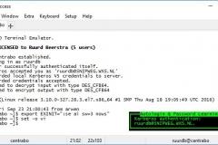 Kerberos support (3)